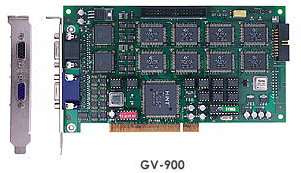 GV-900 Video Capture Card